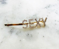 "Crystal ""SEXY"" Bobby Hair Pin"