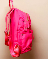 Neon Pink Zenon Backpack