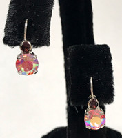 Sorrelli Round Crystals on a French Wire