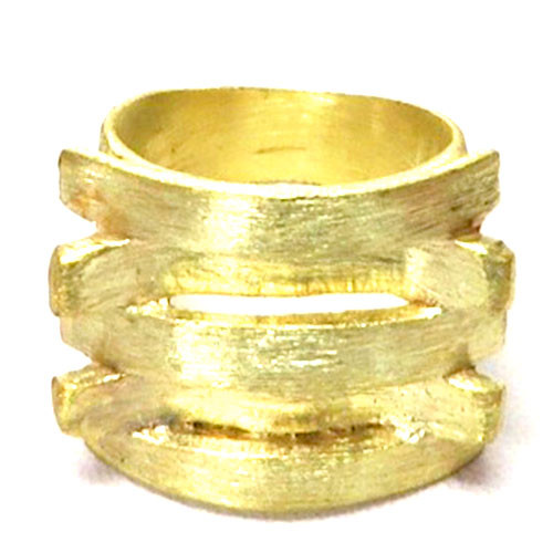 Stacked Bars Ring G