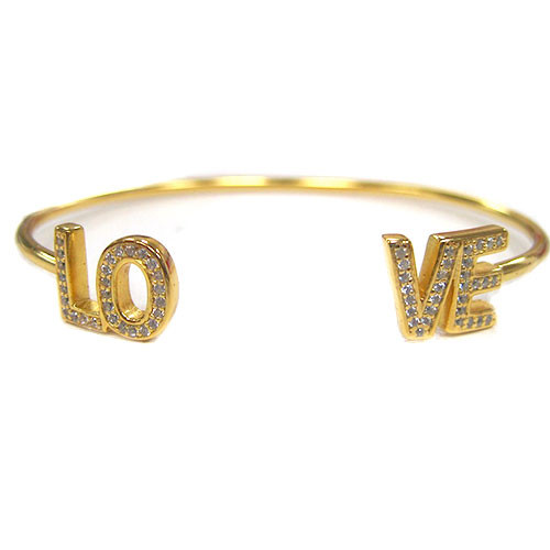 LO-VE Open Bangle