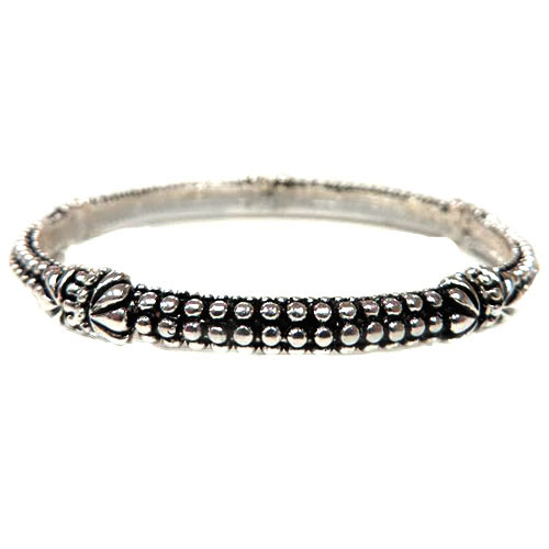 Textured Treasure Bangle