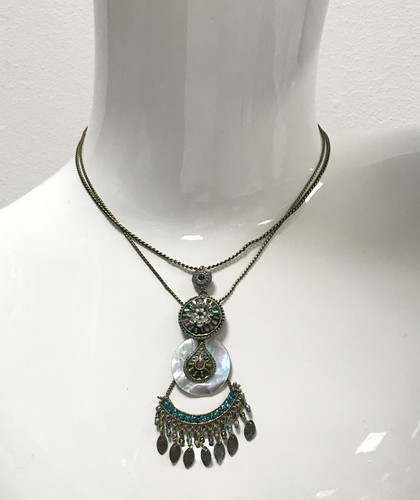 Persian Inspired Royal Necklace