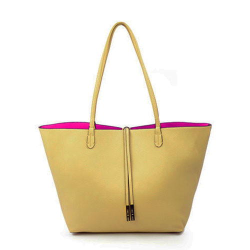 Steve Madden's Departure Reversible Tote/ Crossbody Taupe