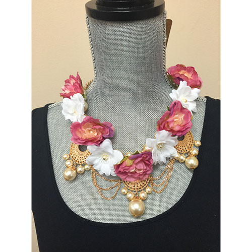 Romantic Runway Rose Floral