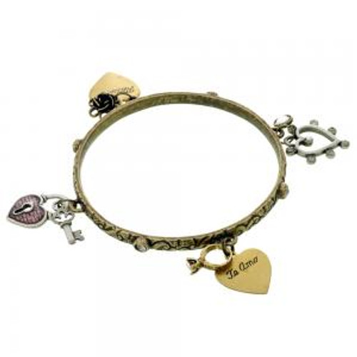 The Love, Luck, and Romance Bangle Set