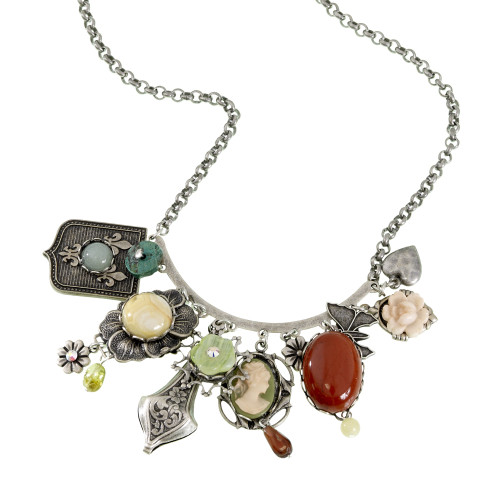Heirloom Charm Necklace