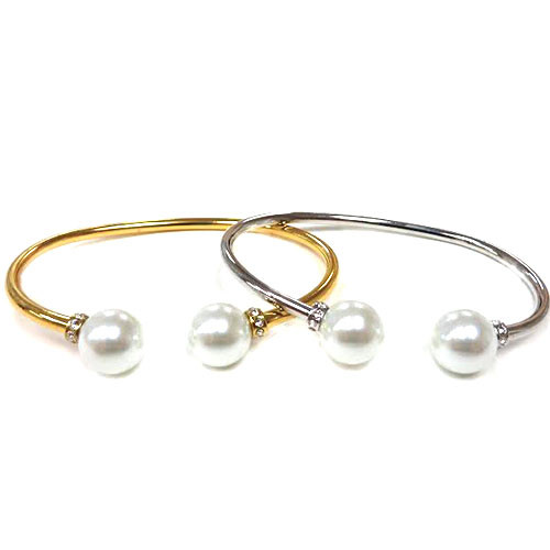 Kissing Pearl Bracelets