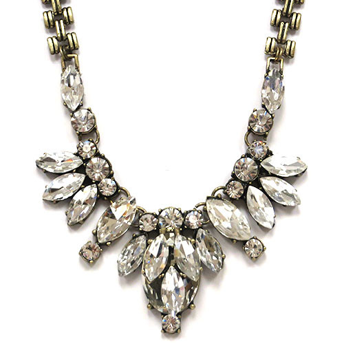 Retro Glam Necklace
