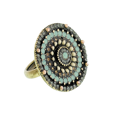 Seville Medallion Ring