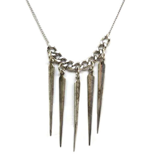 Dainty Spikey Necklace