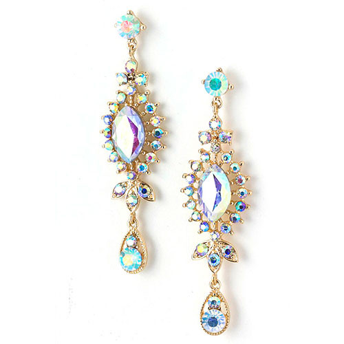The Perfect Prom Earring AB