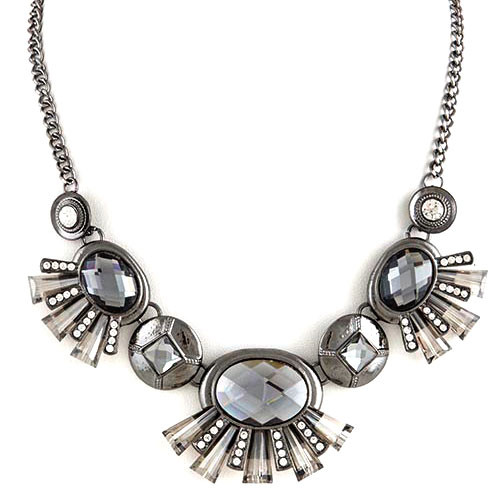 Deco Gem Necklace
