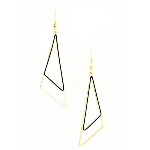 Double Triangle Dangle