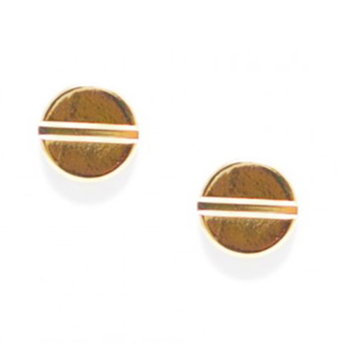 Nail Head Stud Earrings