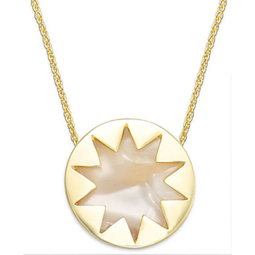 House of Harlow's Mini Mother-of Pearl Starburst
