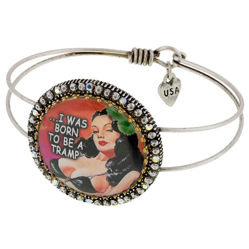 """ I Tell It Like It Is""å Bracelet 3"