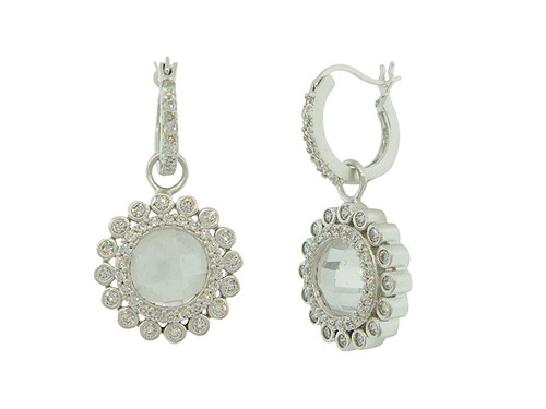Freida Rothman's Perfect Bridal Earring