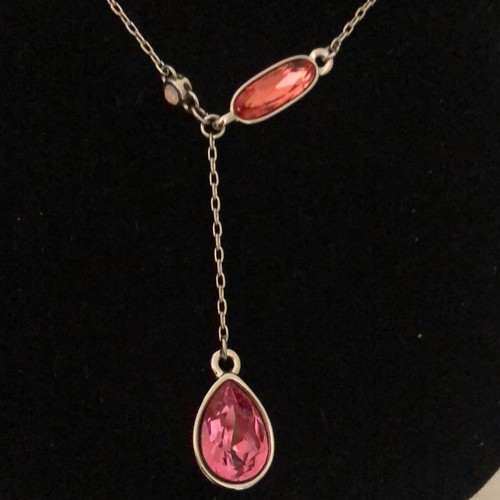 The Diane Crystal Necklace