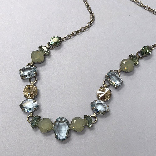 Sorrelli Socialite Crystal Necklace