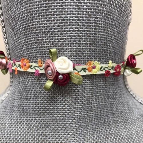 Wildflower Choker