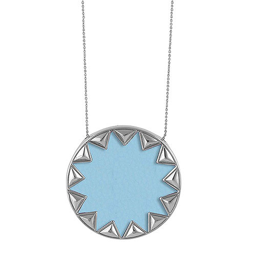 House of Harlow Large Baby Blue Sunburst