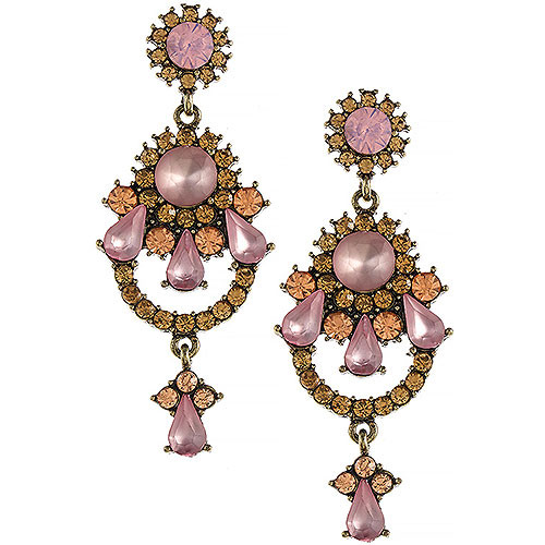 Candice's Jeweled Earring 1