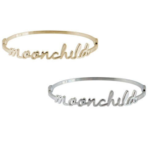 Wanderlust Moonchild Bangle