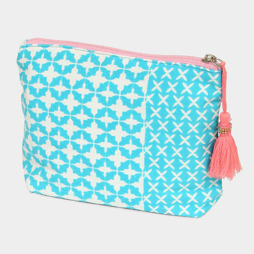 """Perfect Grab & Go"" Beach Clutch"