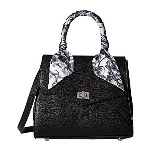 SteveMadden Black Maeve Lady Bag