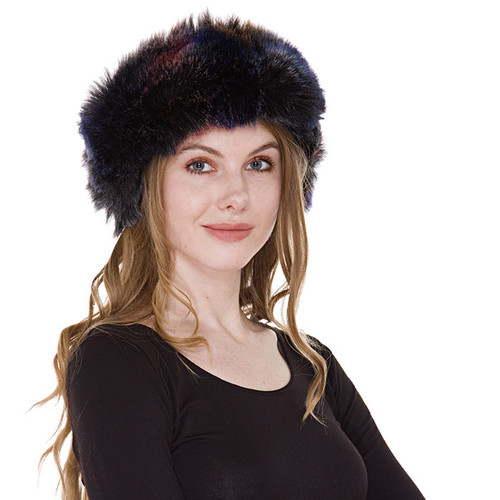 Luxurious Faux Fur Collar or Headband