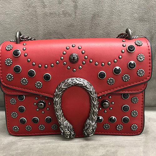 Sondra Roberts Studded & Stone-set Cross Body