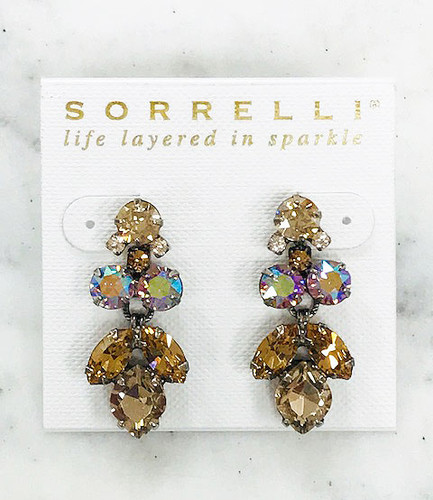 Sorrelli Mirage in the Horizon Crystal Earring