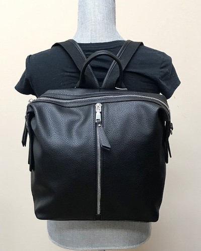 The Kenzie Urban Zipper Backpack