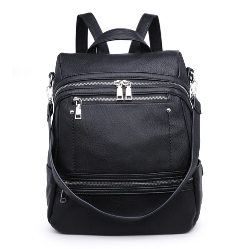 The Juliette Black Urban Backpack