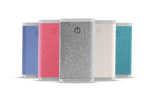 Linen 5K Wireless Charging Power Bank