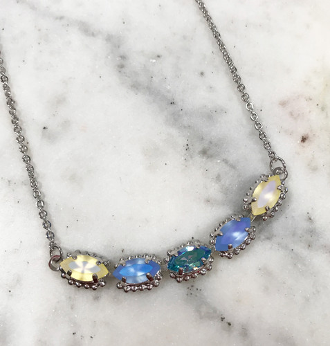 Sorrelli Tahitian Gem Necklace