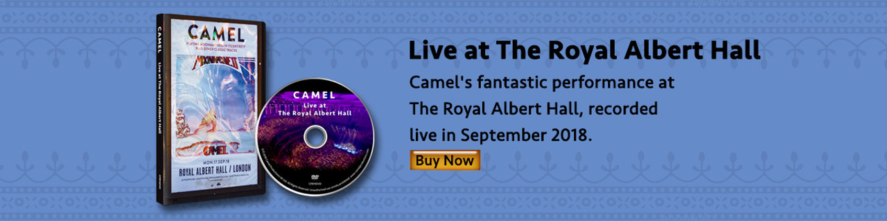 Live at The Royal Albert Hall-Video