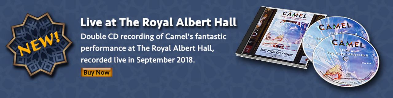 Live at The Royal Albert Hall-CD