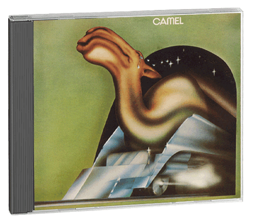 CD - Camel (debut album)