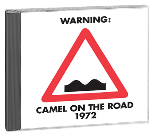 CD - Camel On The Road 1972