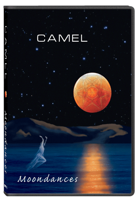 DVD - Camel Moondances