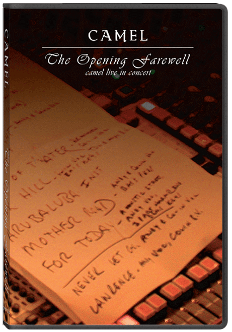 The Opening Farewell