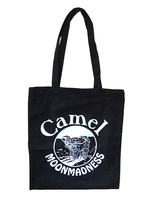 Camel Moonmadness tote bag