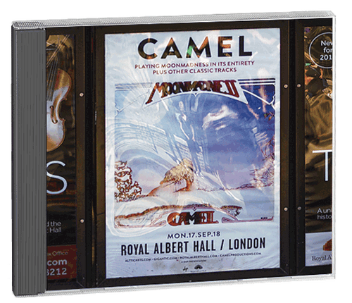 2 CD - Camel Live at The Royal Albert Hall