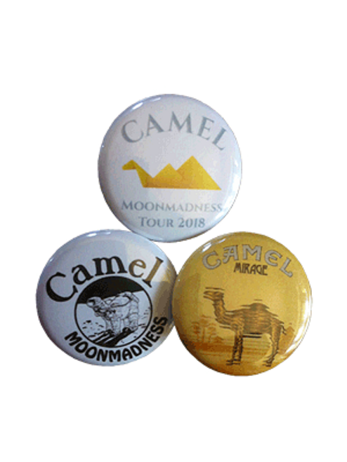 Camel badges