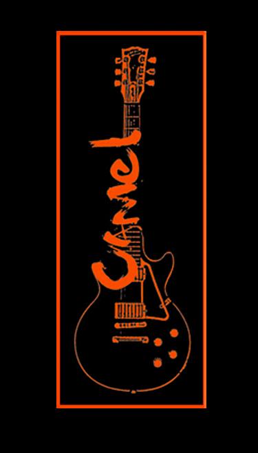 Camel Guitar Logo Towel