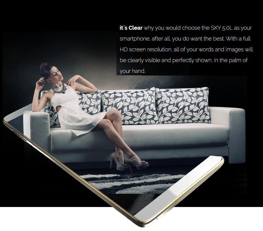 SKY Devices Elite 5.0L