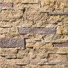 Ledge Golden Sand Stacked natural thin stone