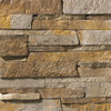 Ledge Desert Cave Stacked natural thin stone